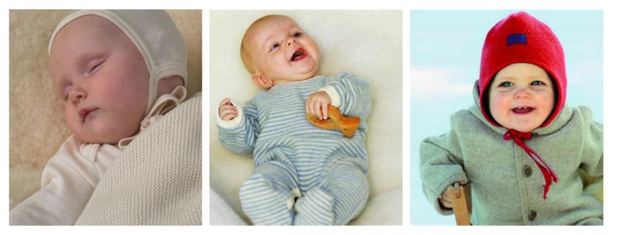 Naturmode für Babys und Kinder im Familienspielraum