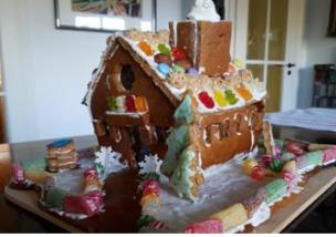 Lebkuchenhaus von echt-dabei