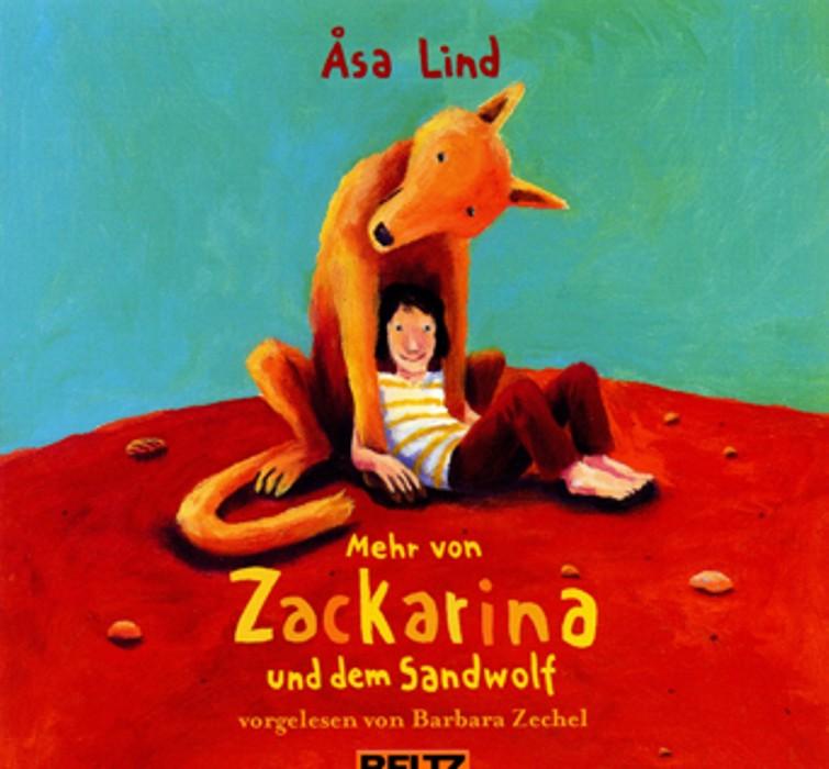 CD Cover zum Hörspiel Zackarina 1