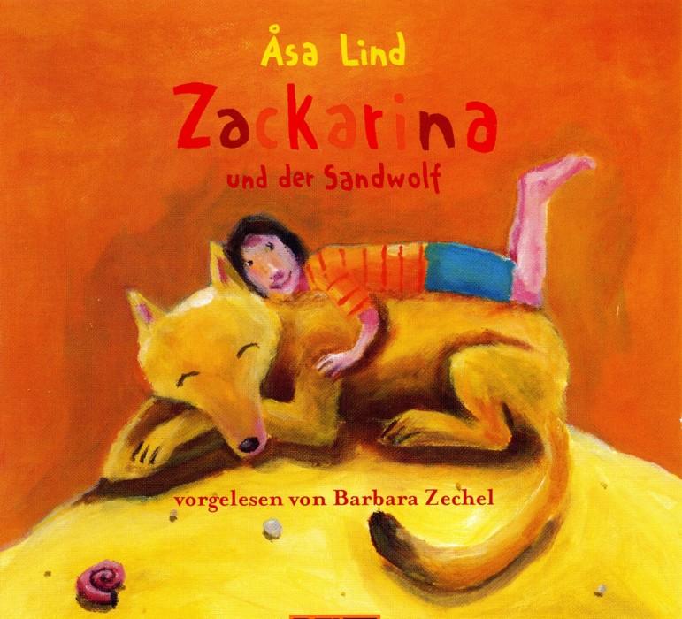 CD Cover zum Hörspiel Zackarina 2